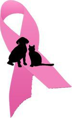 Resultado de imagem para dog and cat and breast cancer